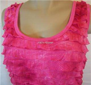New Lane Bryant Womens Plus Size Clothing Pink Tank Top Shirt Blouse