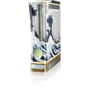 Skinit The Great Wave off Kanagawa Vinyl Skin for Microsoft Xbox 360