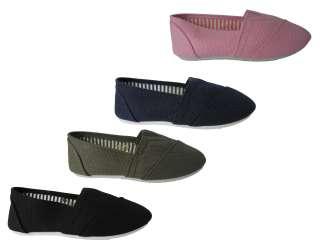 New Boys / Girls Krush Toms Canvas Kids Pumps Shoes Childrens UK Size