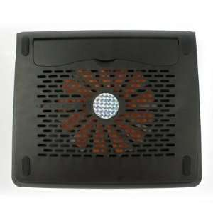 Powerful Quiet USB Laptop Notebook Cooler Pad Fans JM