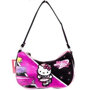Sanrio Hello Kitty Purse in Black Toys & Games