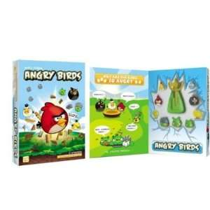 Angry Birds Knock On Wood Game With Real Sound Effects Toys & Games