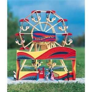 MICHELS FERRIS WHEEL WIH MOOR   PIKO G SCALE MODEL