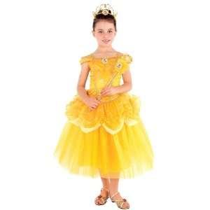 Girls Disney Princess Belle Costume Toys & Games