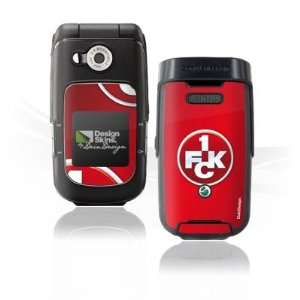 Design Skins for Sony Ericsson Z710i   1. FCK Logo Design