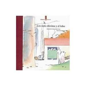 SIETE CHIVITOS Y EL LOBO  Popular  (9788424619268