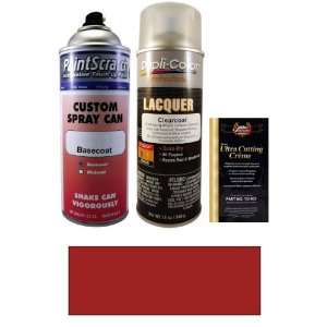 12.5 Oz. Tango Red Pearl Metallic Spray Can Paint Kit for