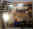 Financial Peace University DVD Video Library 13 Life Changing Lsns