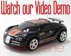 Mini RC Radio Remote Control Racing Car Coke Can Car 2010B 1 9189 1