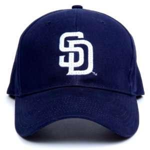 MLB San Diego Padres Fiber Optic Adjustable Hat
