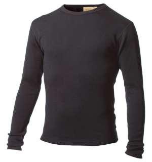 Minus33 Merino Wool Mens Mid weight Crew Neck Top Long Sleeve