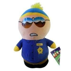 South Park Cop Cartman Plush 10 Inch Plush Doll Toys