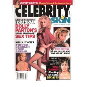 Celebrity Skin Magazine #27: Mansworld: Books