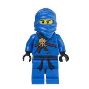 Jay (Blue Ninja)   Lego Ninjago Minifigure