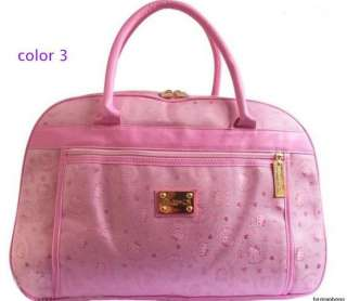 Travelling Big Travel Luggage Messenger Shoulder Tote Hand bag #0062