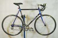 Trek carbon fiber 2300 road racing bicycle bike purple ultegra 60cm