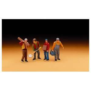 LGB G Scale Workers: Toys & Games