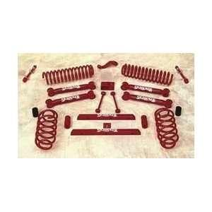 Standard; Suspension Lift Kit Automotive