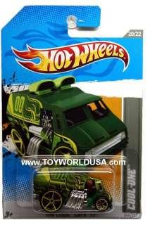 2012 Hot Wheels HW Code Cars #245 Cool One