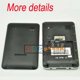 Android 2.3 Capacitive Touch screen WIFI 3G cell phone Dual Sim