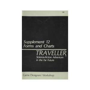 Traveller Supplement 12: Forms and Charts: Marc Miller: Books