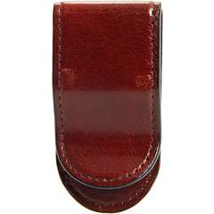 Bosca Old Leather Collection   Spring Money Clip