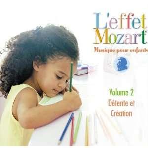 Musique Pour Enfants V.2: Detente Et Creation (Mozart Effect
