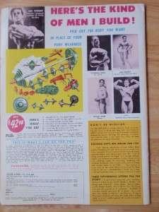 MR AMERICA bodybuilding muscle fitness magazine/GLENN BISHOP 6 60