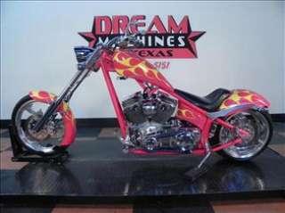Big Dog Motorcycle  Chopper