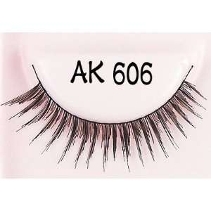 Asia 5 Pair Models Prefer Handmade High quality False Eyelashes AK 606