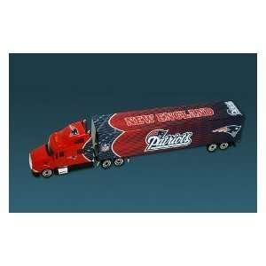 New England Patriots NFL 180 2010 Tractor Trailer Sports