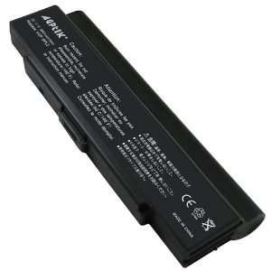 AGPtek 6800mAh/73Wh Laptop Battery for Sony VAIO VGN AR11