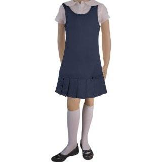 Girls School Uniform Jumper Navy Blue: Clothing