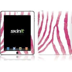 Pink Zebra skin for Apple iPad
