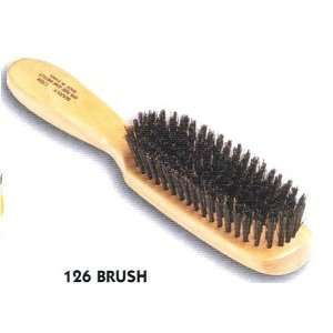 William Marvy Hair Brush 126 Boar Bristle: Beauty