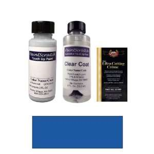 Blue Paint Bottle Kit for 1978 Volvo All Models (96A) Automotive