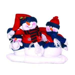 MLB Tabletop Snow Family   St. Louis Cardinals