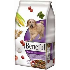 Beneful Playful Life Dog Food, 7 lb   5 Pack Pet Supplies