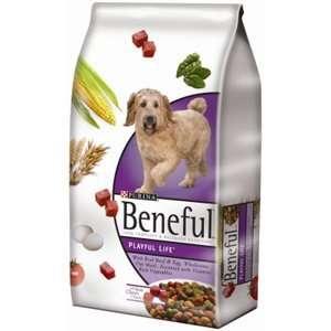 Beneful Playful Life Dog Food, 7 lb   5 Pack Pe Supplies