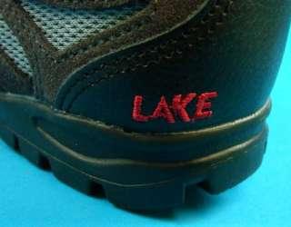 Lake MX60 MX 60 Womens Bike Cycling Shoe Grey/Red 7.5
