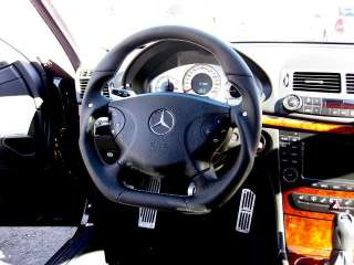 Mercedes Benz W211 AMG E55 DTM sport steering wheel