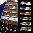 Custom Made 24th Fret Marker Inlay Sticker For Guitar