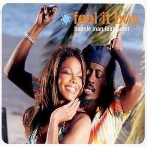 Feel It Boy: Beenie Man, Janet Jackson: Music
