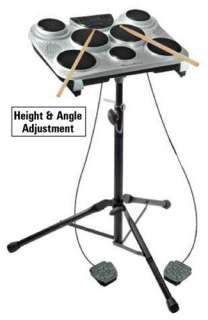 Spectrum AIL602 Digital Electronic drum set with Stand