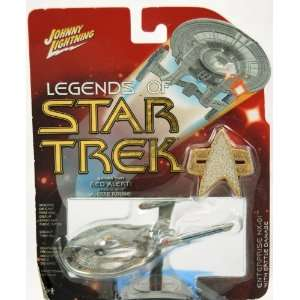 Johnny Lightning Star Trek Series two Enterprise NX 01