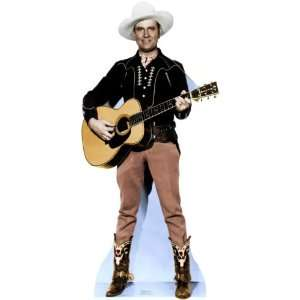 Gene Autry Life Size Standup Poster
