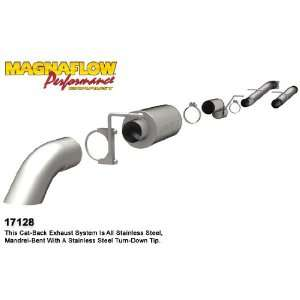 MagnaFlow Performance Exhaust Kits   01 05 Chevrolet Silverado 2500 Hd