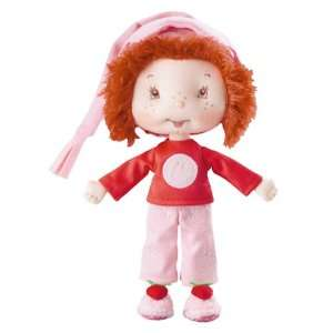Strawberry Shortcake 10 Berry Soft Friend Pajama Glow  Strawberry