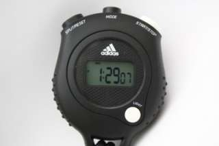 Adidas Chrono Stop Watch Digital Pocket Watch ADP3043