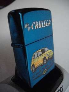 ZIPPO CHRYSLER PT CRUISER CAR/TRUCK RARE COLLECTOR LIGHTER SEALED NIB
